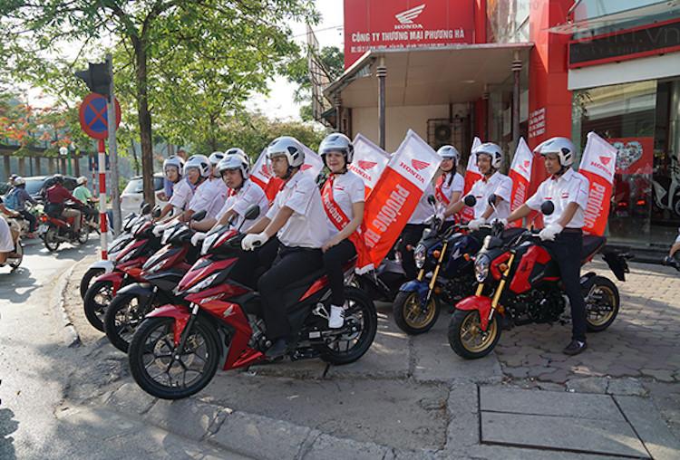 Vì sao xe đạp điện trở nên thông dụng trong quá trình quảng bá roadshow? - Roadstreet.vn